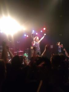 YOB concert